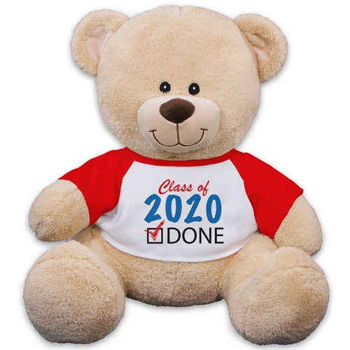 Class of 2019 Teddy Bear 83000B13-6632