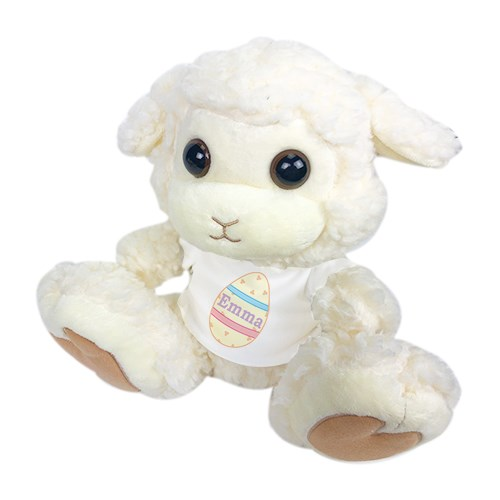 Kids Stuffed Lamb Toy | Personalized Easter Stuffed Animals