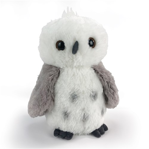 Snow Owl Plush Toy | Stuffed Owl Toy