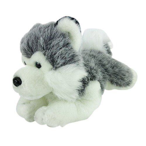 Stuffed Animal Dogs | Husky Stuffed Dog
