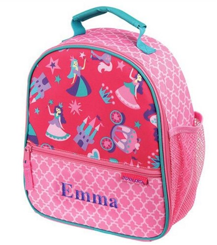 Embroidered Princess Lunch Bag | Princess Gifts For Girls
