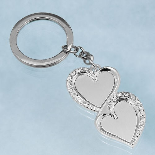 Non Personalized Bling Key Chain 8549800