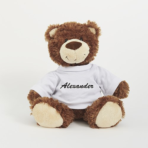 Personalized Any Name Smiles Bear AU9873-6208