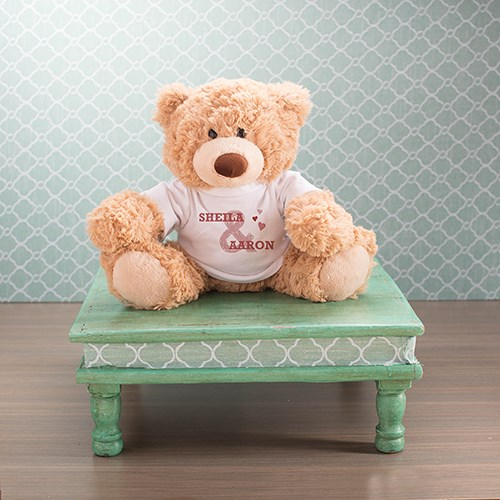 Personalized Couples Coco Bear AU9881-7332