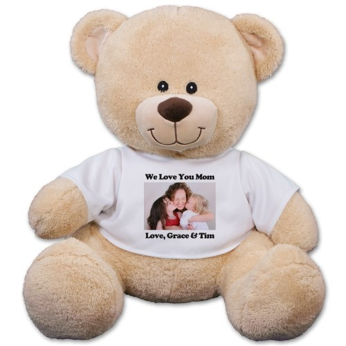 Personalized I Love You Teddy Bear 83969X
