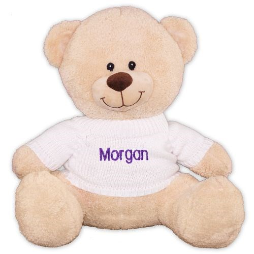 Embroidered Name Teddy Bear 83000B17-7405X