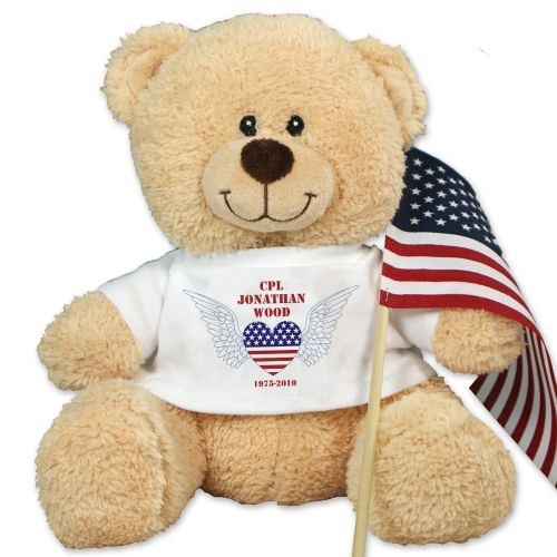 Memorial Teddy Bear 836998BX