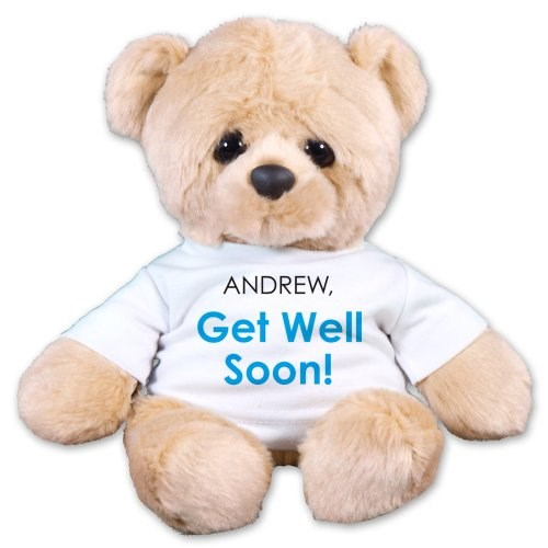 Get Well Soon Woe Bear AU1632-8110