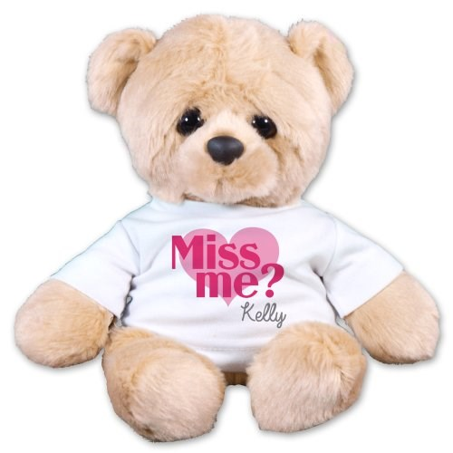 Miss Me? Teddy Bear AU1634-8121