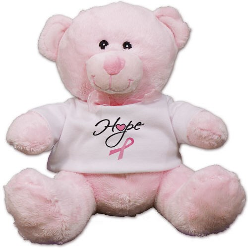 Hope Awareness Teddy Bear CC52944P-4943