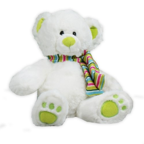 Green Slopes Teddy Bear - 12