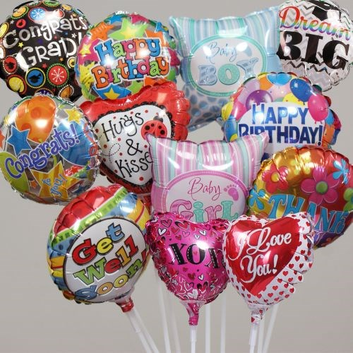 Mini Balloons MB6066x