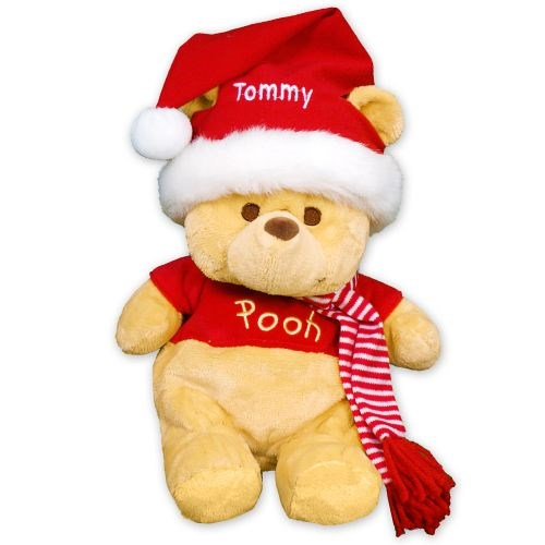 Christmas Winnie the Pooh TY90144-6996