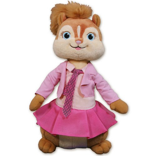 Chipmunks Brittany Plush Doll TY90107