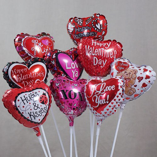 Valentine's Day Mini Balloons MB60664VD