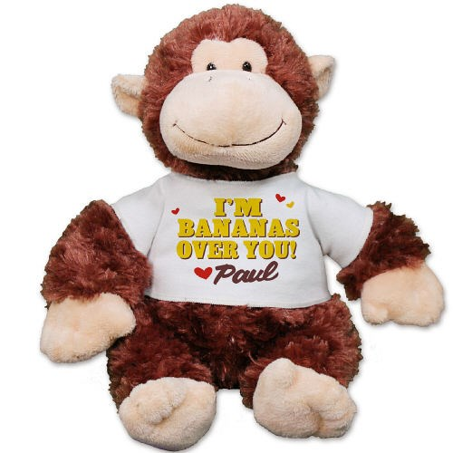 I'm Bananas Over You Chimp AU30866-2067